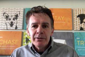 Neil, CEO of Dogtopia