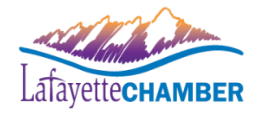 Lafayette Chamber of Commerce CO