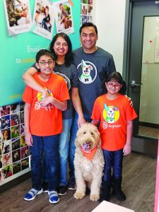 How Dogtopia's Noble Cause Impacted The Life of Two Franchisees and Their Son with Autism