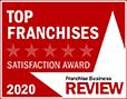50 Top Franchise 2020 logo