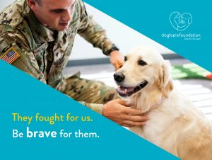 Service Dog gor Veterans