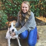 Jessica Taylor and Brutus