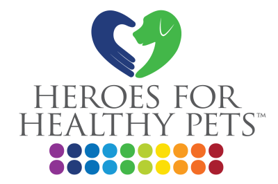 Heroes for Healthy Pets logo